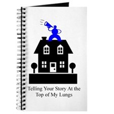 Telling Your Story at the Top of My Lungs Journal
