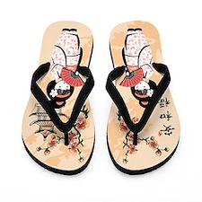 japanese girls Flip Flops