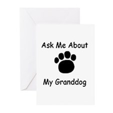 Grand Dog Greeting Cards (Pk of 10)