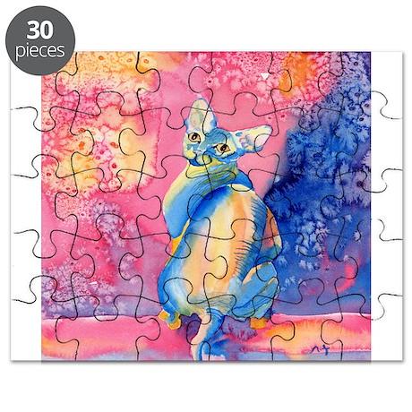 Sphynx Cat 2 Puzzle