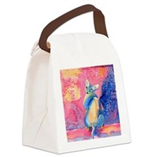 Sphynx Cat 2 Canvas Lunch Bag