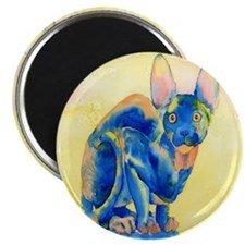 Sphynx Cat 1 Magnet