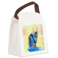 Sphynx Cat 1 Canvas Lunch Bag