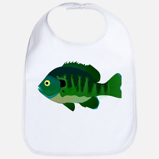 Bluegill sunfish v2 Bib
