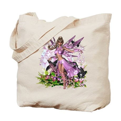 Pink Fairy Tote Bag