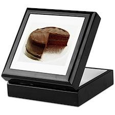 Chocalate cake Keepsake Box