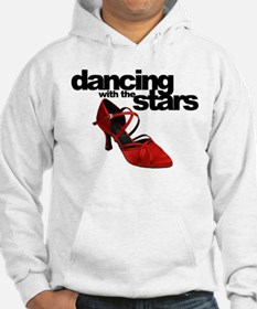 dancing with the stars - red shoe Hoodie