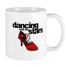 dancing with the stars - red shoe Mug