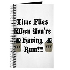 Time Flies When You're Having Rum!!! Journal