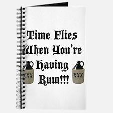 Time Flies When You're Having Rum!!! Journal