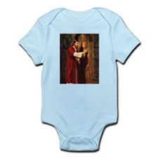 Christ at your hearts door Body Suit