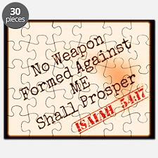 Isaiah 54:17 Puzzle