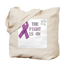 Fighting Lupus Tote Bag