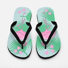 flamingos Flip Flops