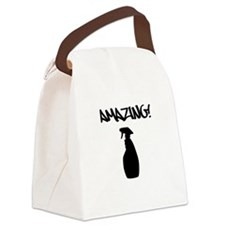 Cute Clean up Canvas Lunch Bag