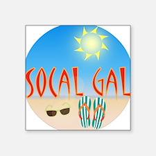 Socal Gal Sticker