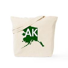AK Tote Bag