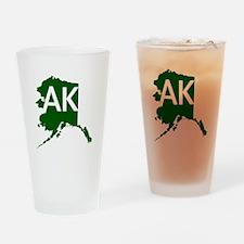 AK Drinking Glass