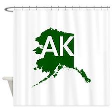 AK Shower Curtain