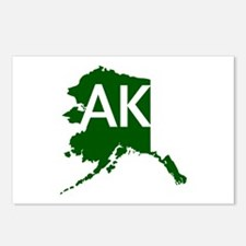 AK Postcards (Package of 8)