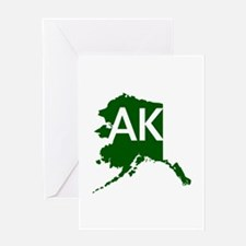 AK Greeting Card