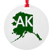 AK Ornament