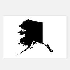 Black Postcards (Package of 8)