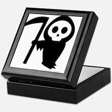 Cute Grim Reaper Keepsake Box