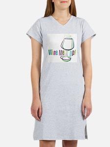 Wine Me Up! Women's Nightshirt