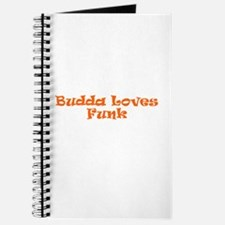 Budda Loves Funk Journal