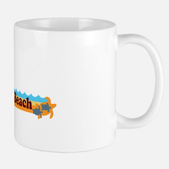 Navarre Beach - Beach Design. Mug