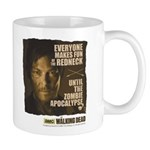 Walking Dead Redneck Mug