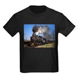 Train Kids T-shirts (Dark)