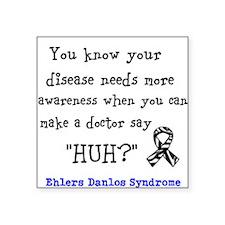 EDS Awareness Sticker