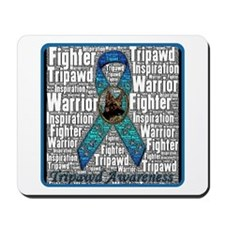 Personalized Tripawds Mousepad