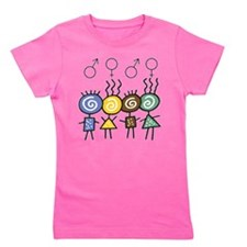 foursome.png Girl's Tee
