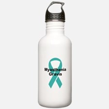 Myasthenia Gravis Awareness Water Bottle