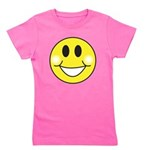 smiley-face.png Girl's Tee