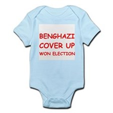 Benghazi Cover Up Won Election Body Suit