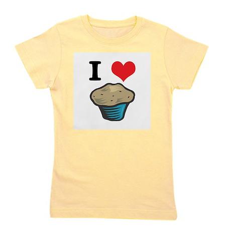 muffins.jpg Girl's Tee