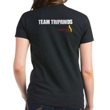 Personalized Tripawds Tee