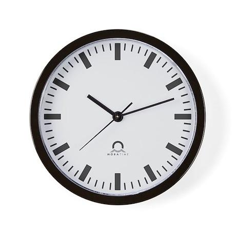 Swiss Railway Wall Clock By Scifinow