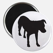 Bo Silhouette Magnet (Tricolor)