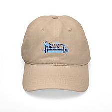 Sanibel Island - Varsity Design. Baseball Cap