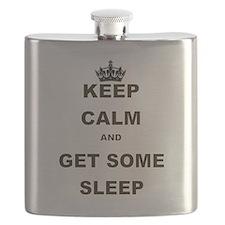 KEEP CALM AND GET SOME SLEEP Flask