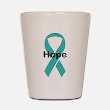 MG Hope Shot Glass