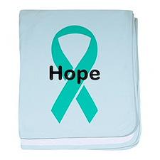 MG Hope baby blanket