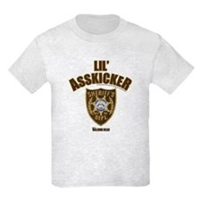 Walking Dead Lil Asskicker Kids T-Shirt