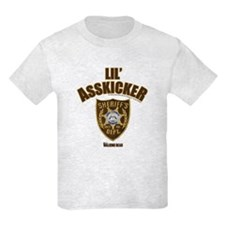 Walking Dead Lil Asskicker Kids T-Shirt