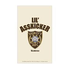 Walking Dead Lil Asskicker Decal
